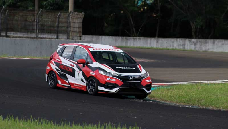 Honda Racing Indonesia borong piala