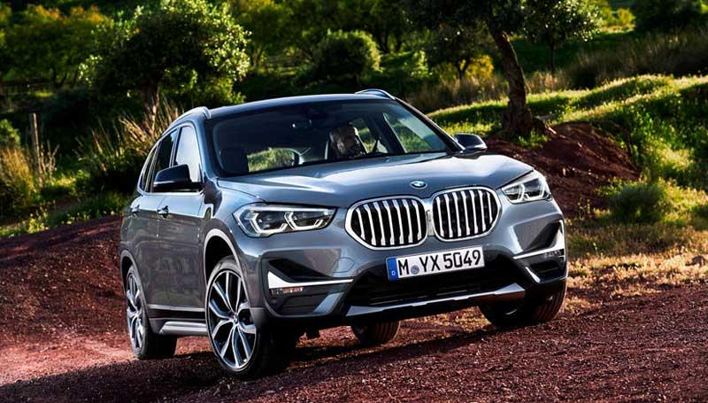 Platform BMW New Class