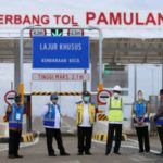 Peresmian Jalan Tol Kunciran ke Cinere