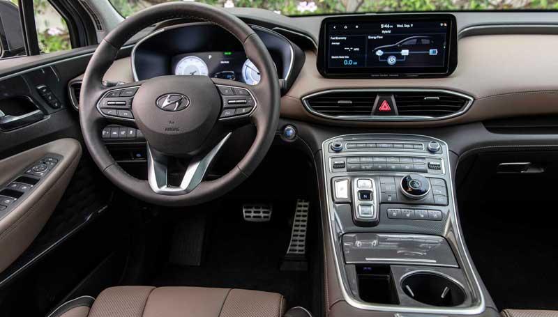 Peluncuran Hyundai Santa Fe terbaru