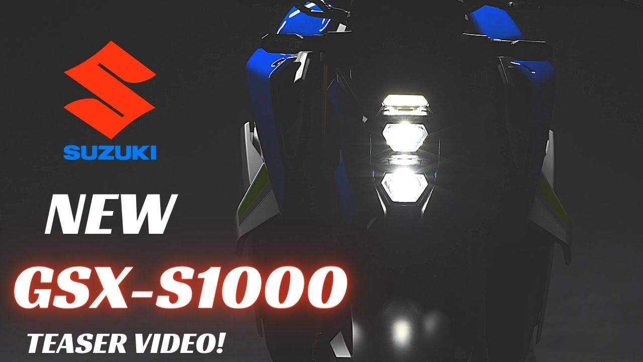 suzuki gsx-s1000 terbaru