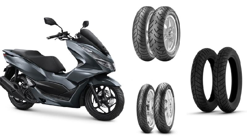 Rekomendasi Ban Untuk Honda PCX 160