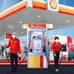 produk bbm dan oli shell rendah emisi