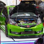 Modifikasi Jazz aliran street racing