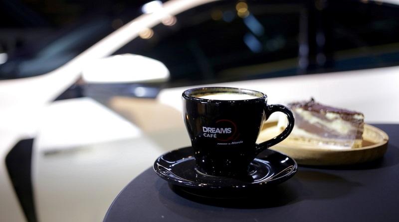 honda dreams cafe