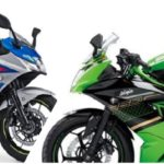 komparasi Gixxer 250 SF vs Ninja 250 SL