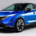 SUV listrik Nissan
