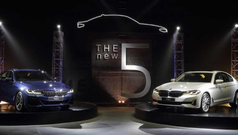 BMW Seri 5 terbaru