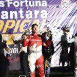 Rifat Sungkar Juarai Seri Pertama Kejurnas Sprint Rally 2021