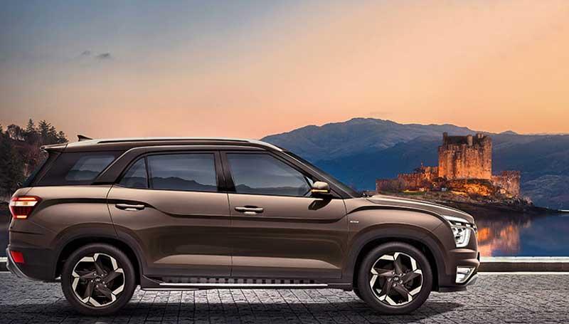 Hyundai Alcazar resmi meluncur di India