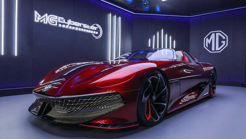 Mobil konsep MG