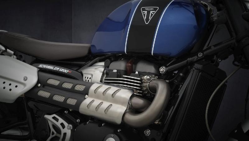 Triumph Scrambler 1200 Terbaru