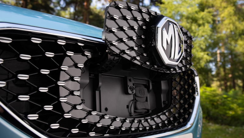 MG ZS electric siap meluncur di Indonesia