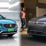 komparasi hyundai kona electric dengan mg zs ev
