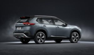 peluncuran nissan x-trail e-power