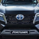 Toyota Fortuner hybrid