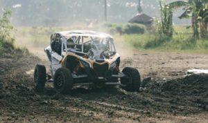 The Beagle Jogja raih prestasi di putaran pertama Kejurnas Sprint Rally
