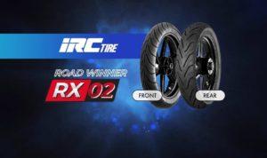 Ban Motor IRC RX-02