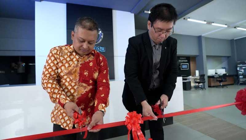 Diler baru Mazda di Bandung
