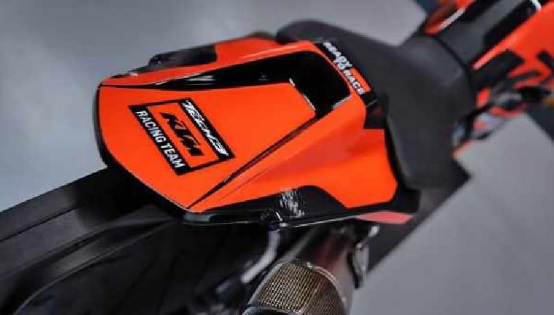 KTM 890 Duke R Tech 3 Replika MotoGP