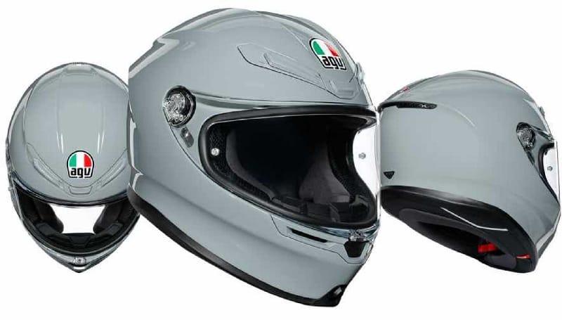 Grafis dan Warna Baru Helm AGV