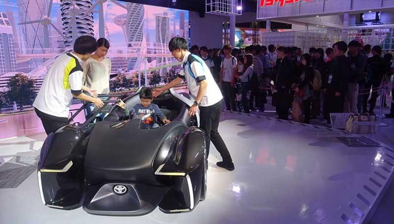 Tokyo Motor Show 2021 dibatalkan