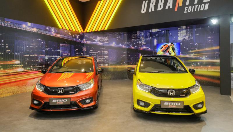 Penjualan Honda di IIMS Hybrid 2021