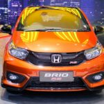 penjualan honda di iims hybrid 2021 honda brio rs