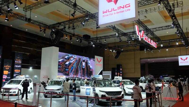 Wuling Motors Kantongi 646 SPK