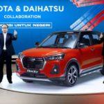 Toyota Raize dan Daihatsu Rocy Dirilis Resmi untuk Indonesia