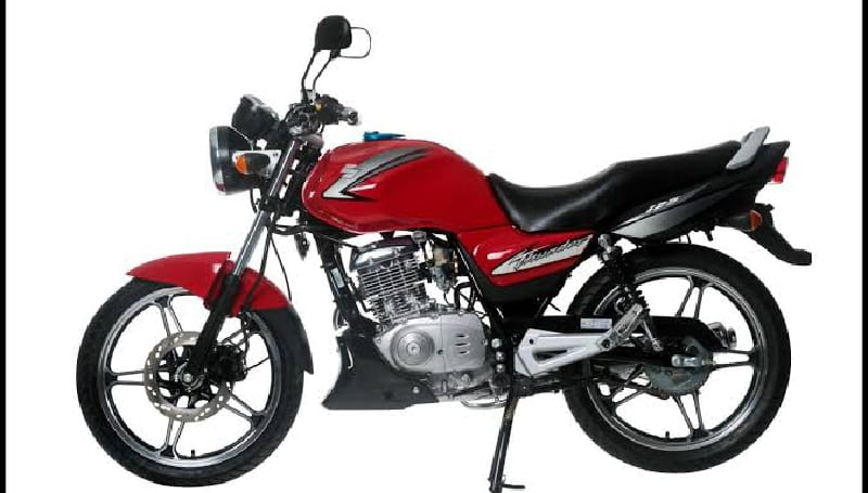 Sejarah Suzuki Thunder 125