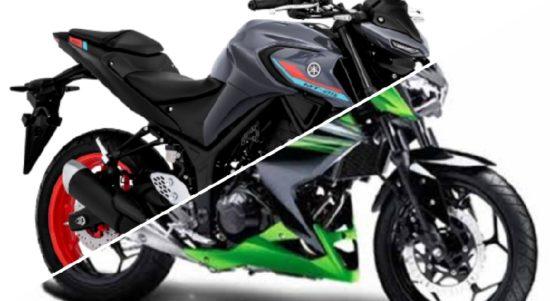 Yamaha MT25 vs Kawasaki Z250