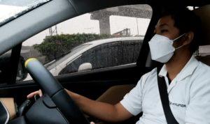 cara berkendara mobil aman saat pandemi covid-19