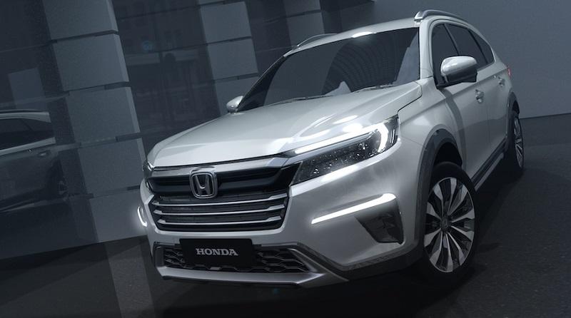 honda n7x concept - tampak depan