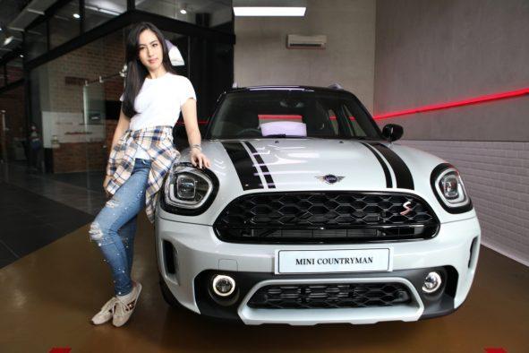 dealer mini surabaya - mini countryman terbaru