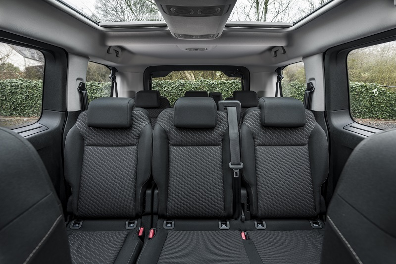 Toyota Proace Electric - Interior