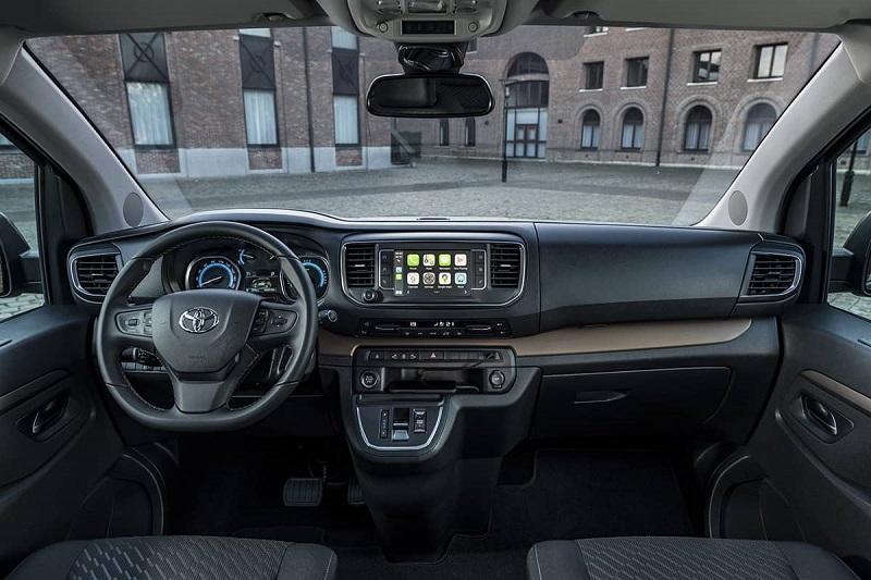 Toyota Proace Verso Electric - Interior