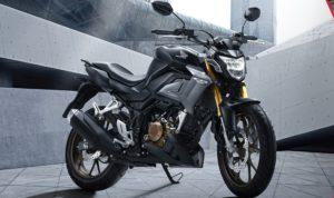 honda cb150r stretfire 2021 - tampak depan