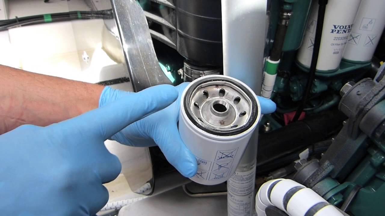 indikator mesin diesel menyala - filter solar