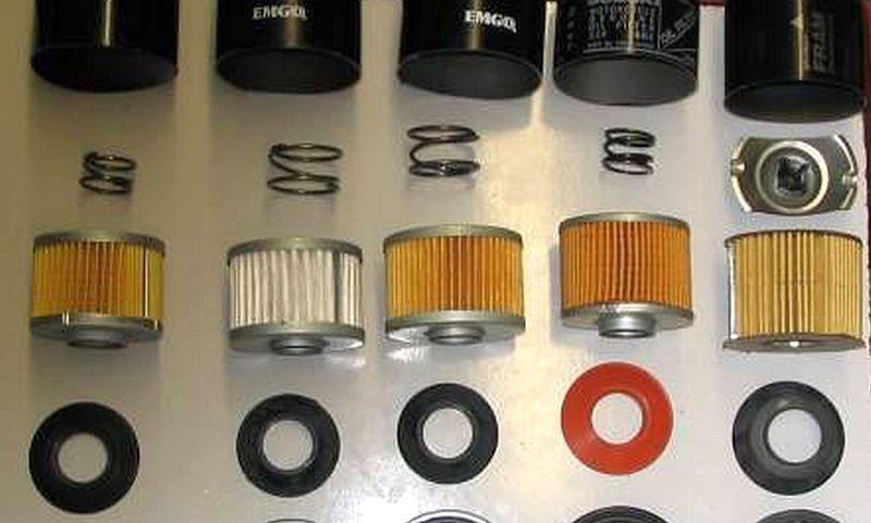 Filter mobil