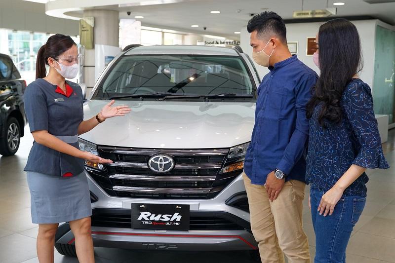 Harga Mobil Toyota Setelah PPnBM 50 Persen