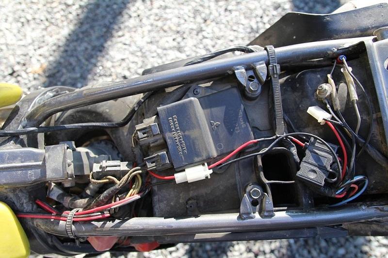 Cara Cek CDI Motor