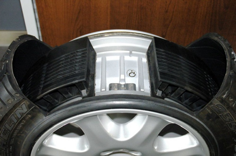Ban run flat tyre