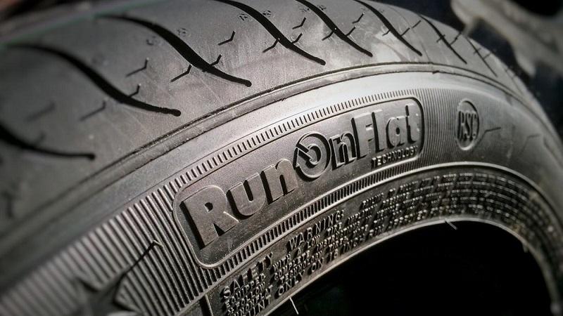 kelebihan dan kekurangan Ban RFT atau run flat tyre