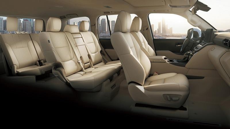 kelebihan land cruiser 300 series - interior