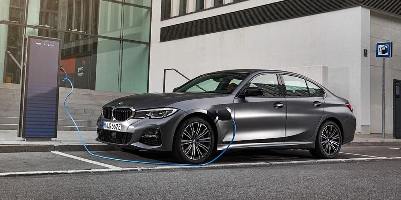 BMW Seri 3 electric