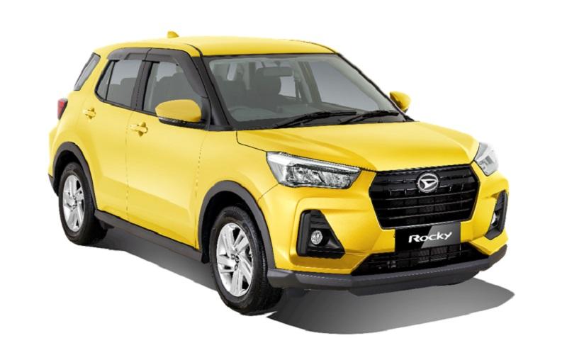 Daihatsu Rocky 1.2 liter - penjualan daihatsu mei 2021