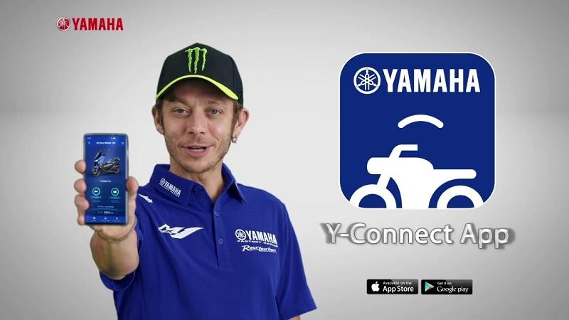 yamaha r15 y-connect