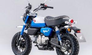 Honda Monkey terbaru