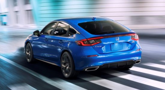 spesifikasi honda civic hatchback 2022 001